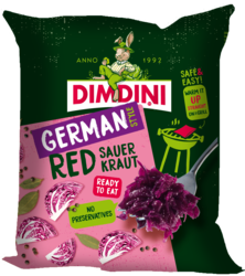 RED Sauerkraut German style 500 g